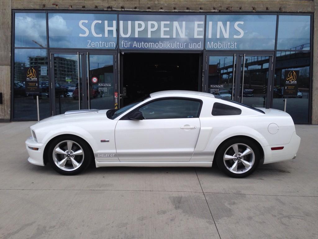 Shelby GT von uns verkauft