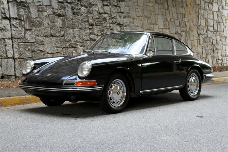 Porsche 911 1965 aus Atlanta importiert