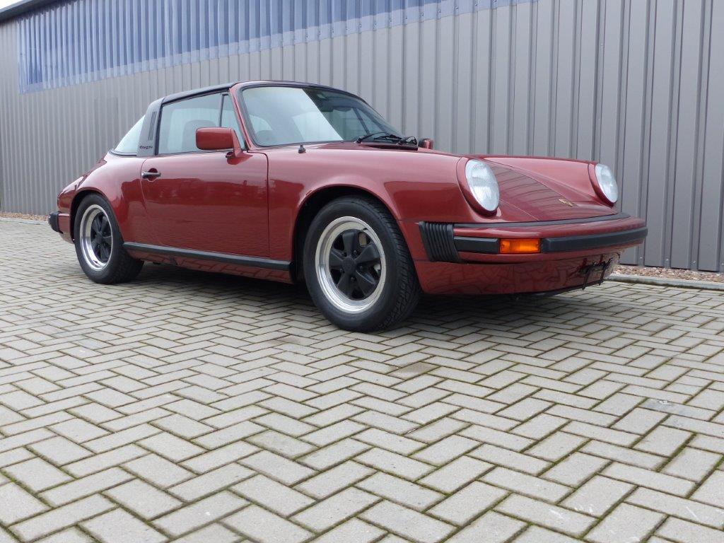 Porsche 911 SC Targa 1979 verkauft
