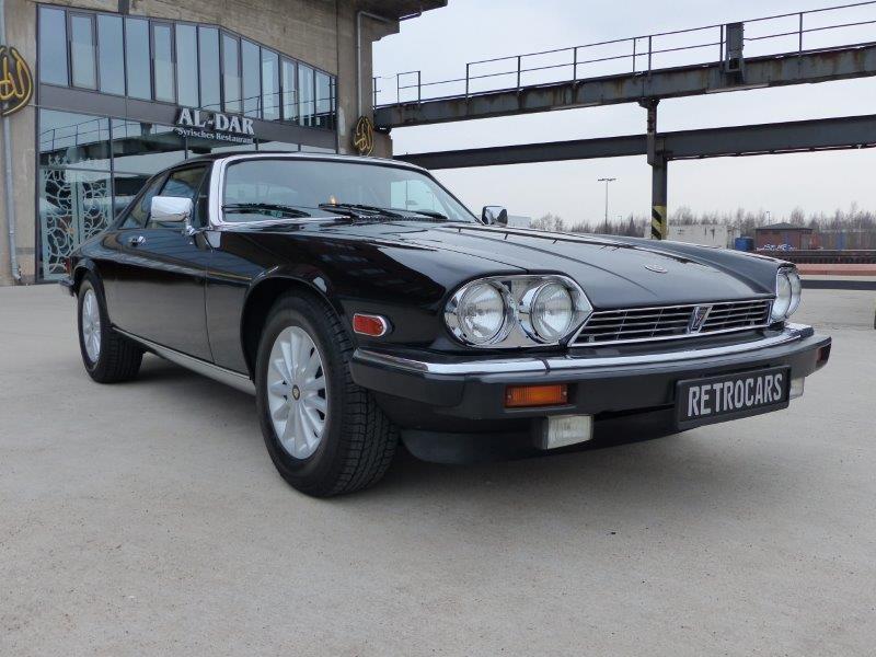 Jaguar XJS V12 von uns verkauft