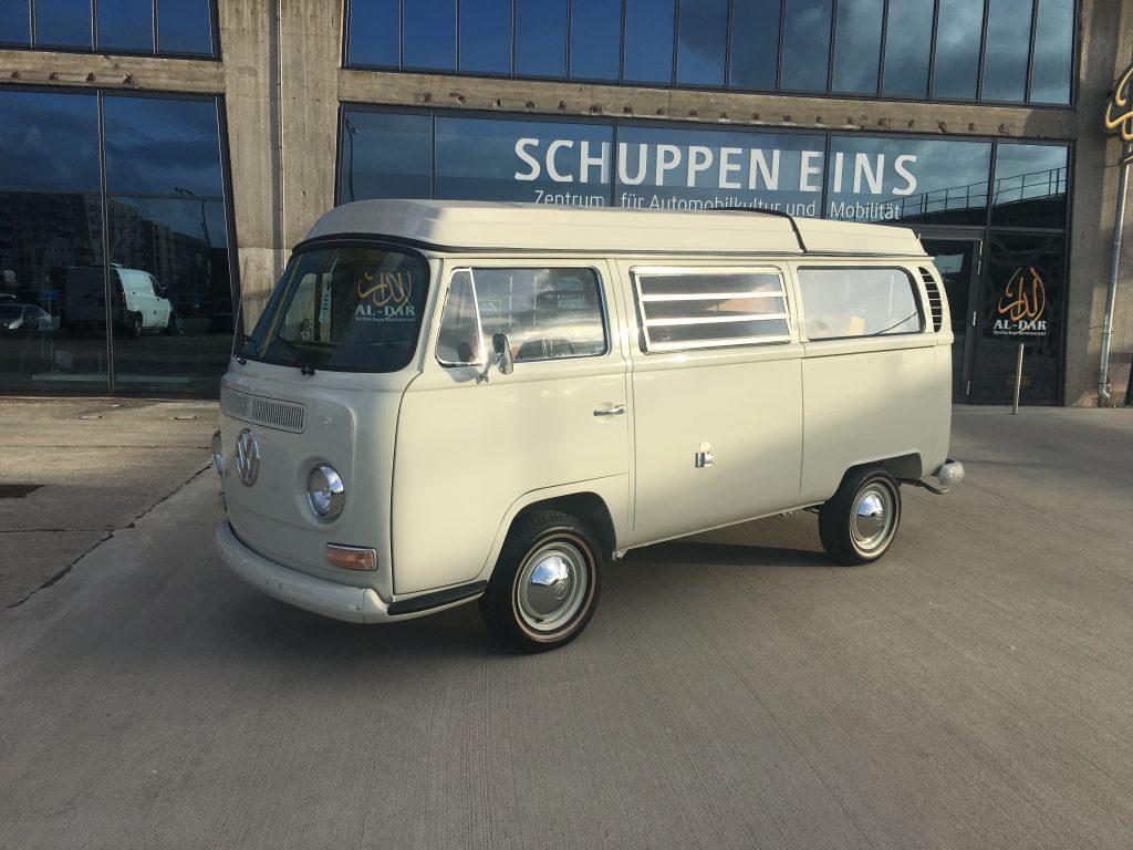 VW Westfalis T2a 1969 aus Californien importiert und verkauft