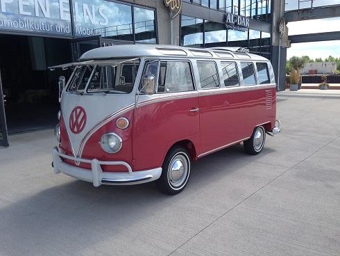 VW T1 Samba von uns importiert
