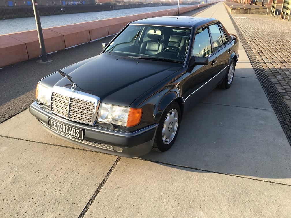 Mercedes 500 E von uns verkauft