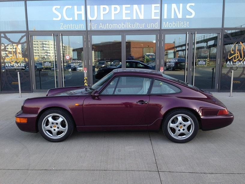 Porsche 964 Coupe verkauft