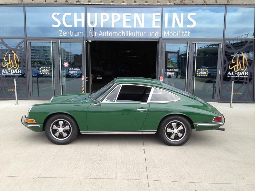 Porsche 912 1966 kurzer Radstand verkauft