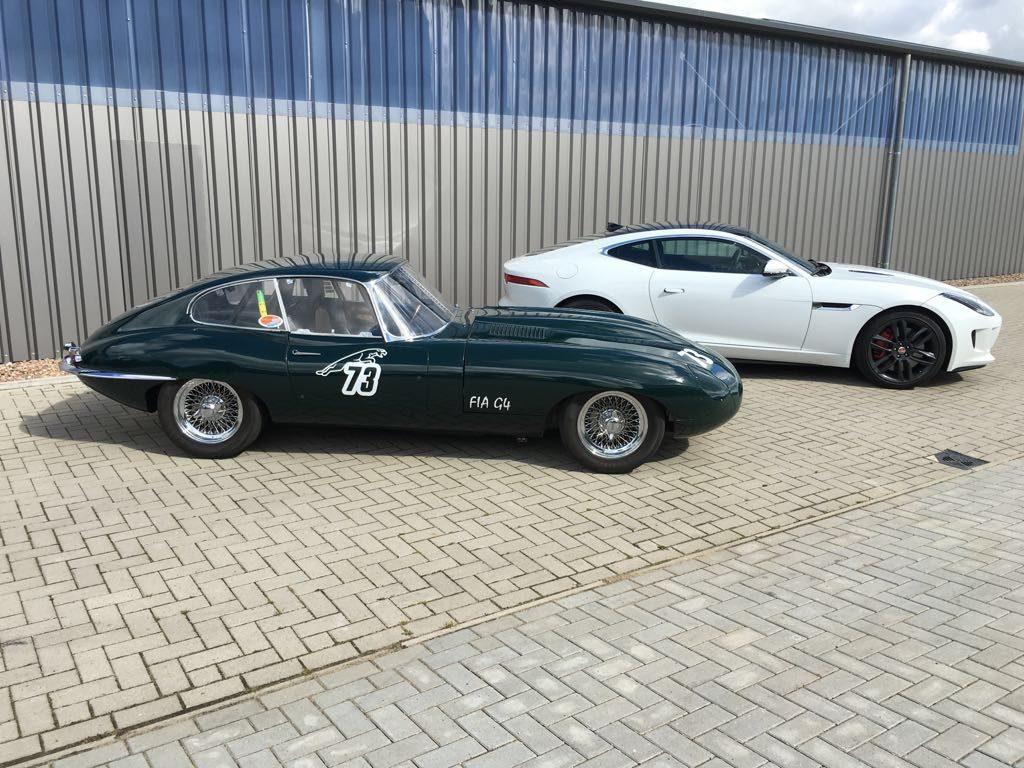 Jaguar E Lightweight gesucht und in den USA gefunden